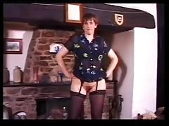 spanking, milf, pornstar, granny, british
