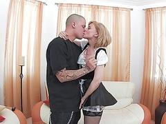 Nina's Maid to Fuck