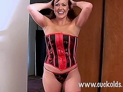 MILf just loves cheating on her man