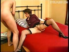 Hot sister hard anal fuck