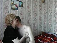 mature, bbw, granny, big boobs, russian