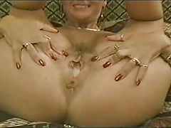 Hot Real Wife Has Black Lover Cum on Wedding Ring Licks it Up Then He Creampies Her Pt 3