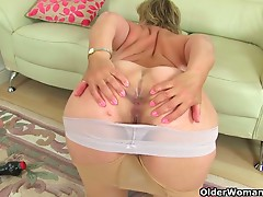 British mother I'd like to fuck Danielle needs orgasmic enjoyment