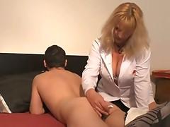 Czech MILFs Anal Sex