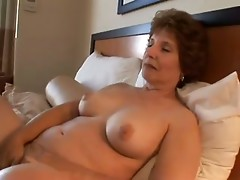 chubby mature fucks in hotel room