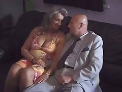 Mature german sexy en robe